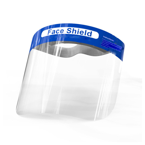C-Store Packaging | Reusable Anti-Fog Face Shield