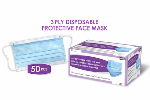C-Store Packaging | Disposable Masks
