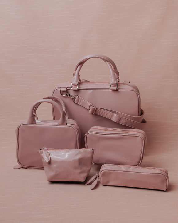 Pink Patent Collection Bundle