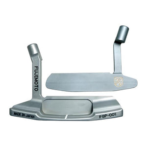 FUJIMOTO BLADE PUTTER (ASSEMBLED) WITH GRIP MASTER