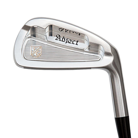 Fujimoto Gikoh Adject Irons - 5-PW Set (.370) Made in Japan Forged Heads
