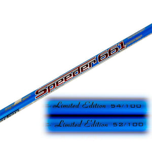 FUJIKURA MOTORE SPEEDER 661 BRITISH OPEN WOOD SHAFTS