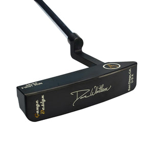 GAUGE DESIGN CLASSIC SERIES SERIALLIZED PUTTER - UNCUT