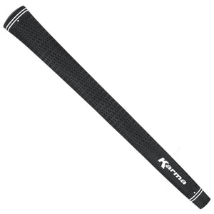KARMA VELOUR GRIPS - BLACK