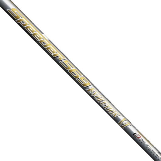 FUJIKURA SPEEDER EVOLUTION VI 569 WOOD SHAFTS