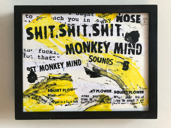 shit monkey mind