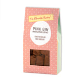 Pink Gin Chocolate Covered Marshmallows