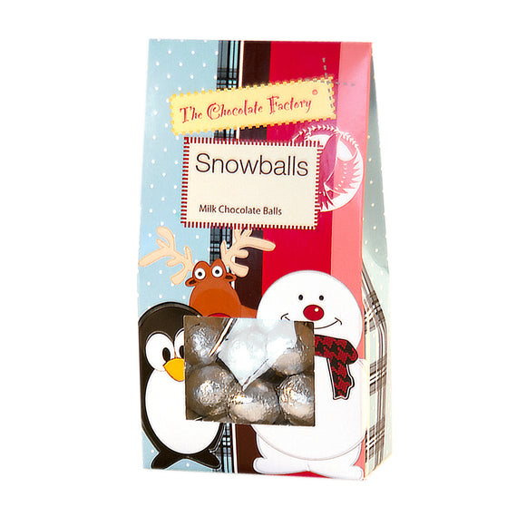 Snowball Chocolate Balls