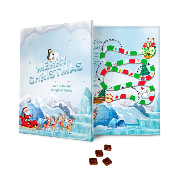 Fun & Games Message Advent Calendar