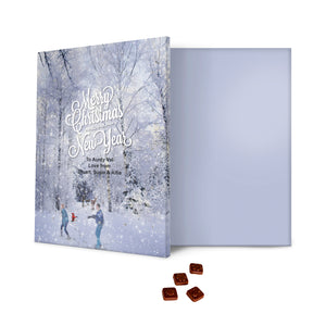 Snowball Message Advent Calendar