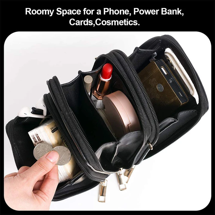 Details about  /Crossbody Cell Phone Purse(Any 2 get 10/% off by code BUY2)