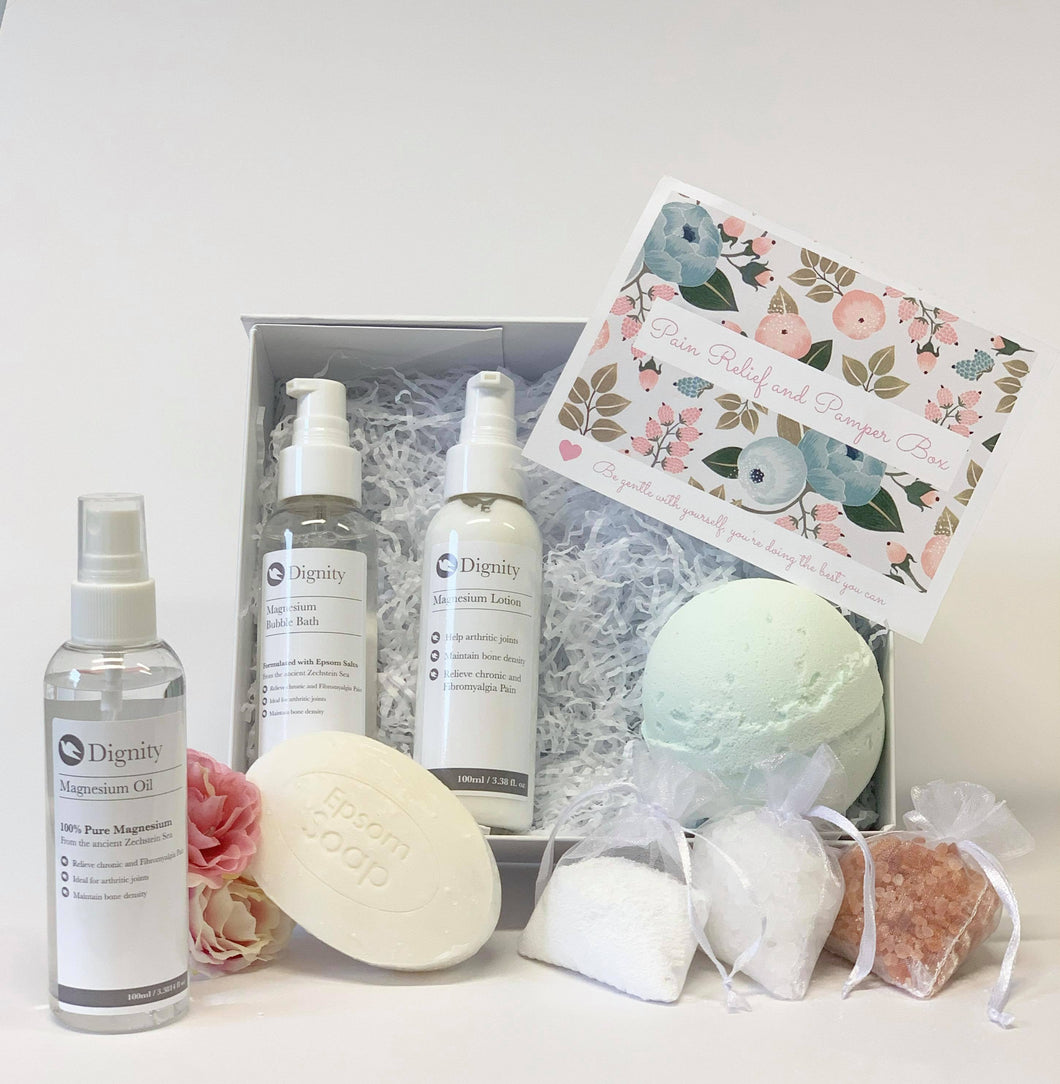 Magnesium Mother Day Pamper Box