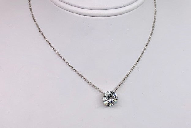 Custom Design Diamond Necklace