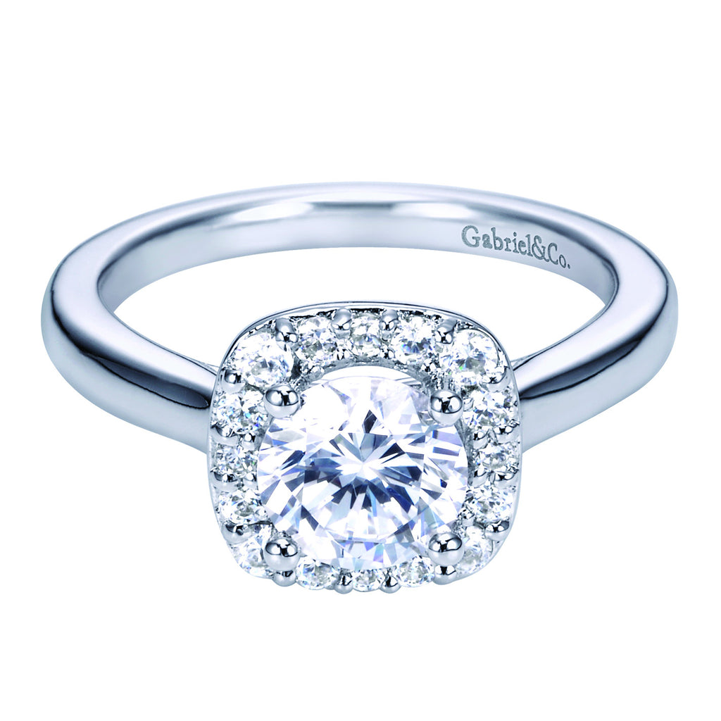 ENGAGEMENT RING SETTING