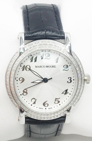 Swiss Movement Diamond Watch