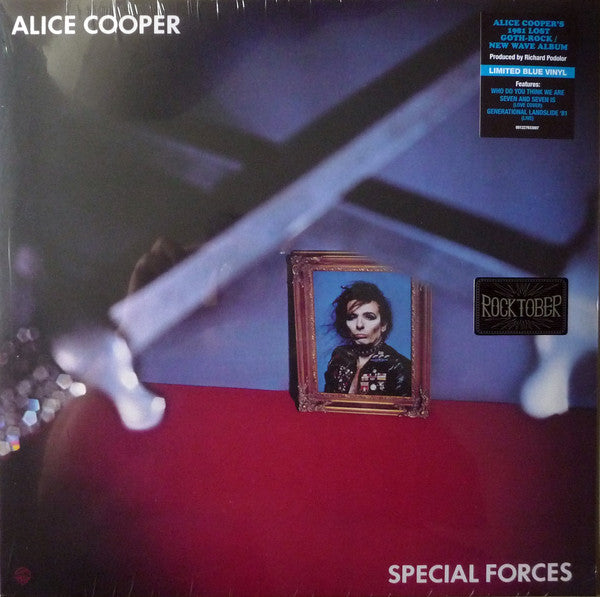 Alice Cooper - Special Forces Coloured Vinyl