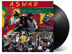 Aswad - Live and Direct Vinyl