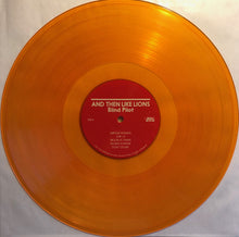Afbeelding in Gallery-weergave laden, BLIND PILOT - And Then Like Lions  Translucent Gold Vinyl