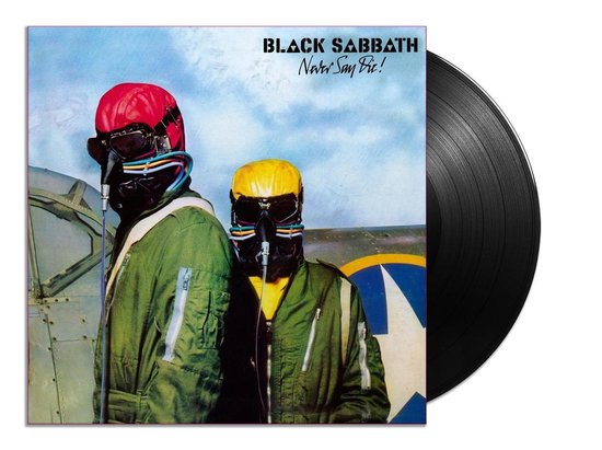 BLACK SABBATH - Never Say Die! Vinyl