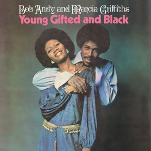 Bob Andy & Marcia Griffiths - Young Gifted and Black Vinyl