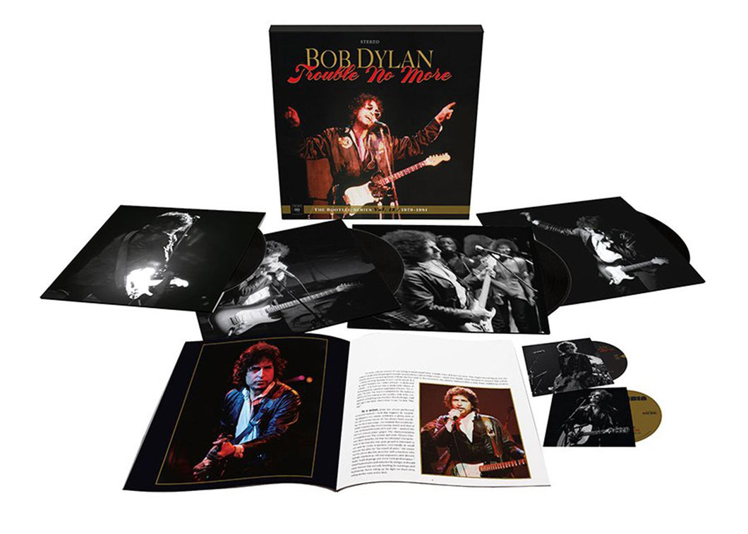 Bob Dylan - Trouble No More 4LP Box-set