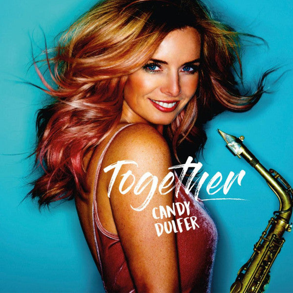 CANDY DULFER - Together 2LP Coloured Vinyl