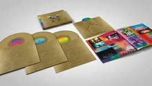 Afbeelding in Gallery-weergave laden, COLDPLAY - Live In Buenos Aires/Live In San Paulo/A Head Full of Dreams  3LP/DVD