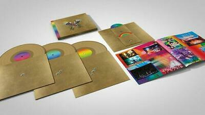 COLDPLAY - Live In Buenos Aires/Live In San Paulo/A Head Full of Dreams  3LP/DVD