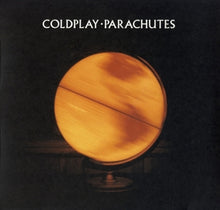 Afbeelding in Gallery-weergave laden, COLDPLAY - Parachutes Coloured Vinyl  20th Anniversary