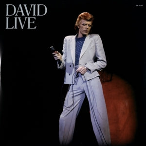 DAVID BOWIE - David Live At The Tower Philadelphia 2005 mix 3LP