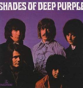 DEEP PURPLE - Shades of Deep Purple Vinyl