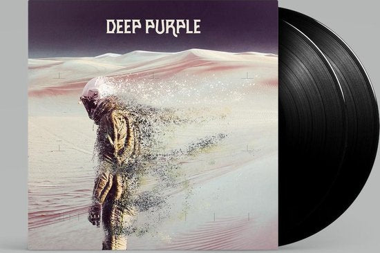 DEEP PURPLE - Whoosh! 2LP/DVD