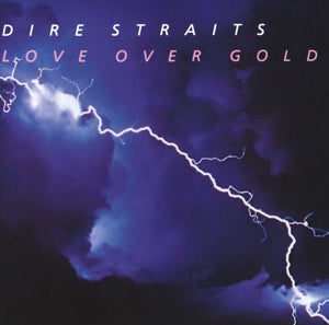 DIRE STRAITS - Love Over Gold Vinyl