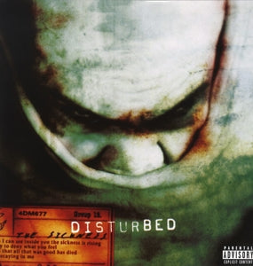 DISTURBED - Sickness Vinyl