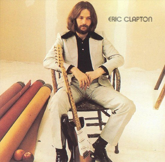 Eric Clapton - Eric clapton Vinyl (The Studio Album Collection 1970-1981)