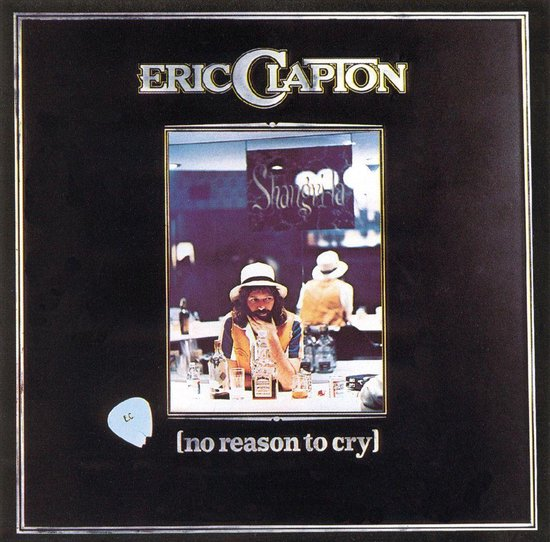 Eric Clapton - No Reason to Cry Vinyl (The Studio Album Collection 1970-1981)