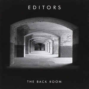 EDITORS - The Back Room Black Friday Coloured Vinyl
