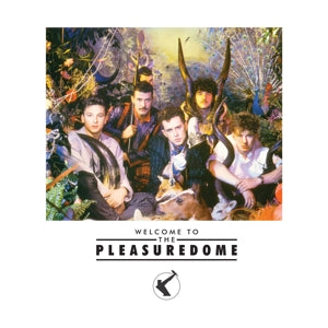 FRANKIE GOES TO HOLLYWOOD - Welcome To the Pleasuredome Vinyl