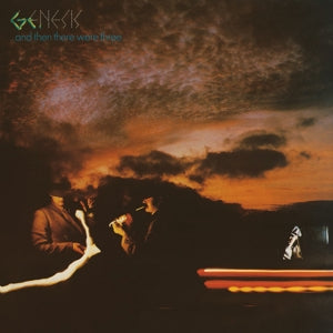 GENESIS - And Then There Were Three Vinyl