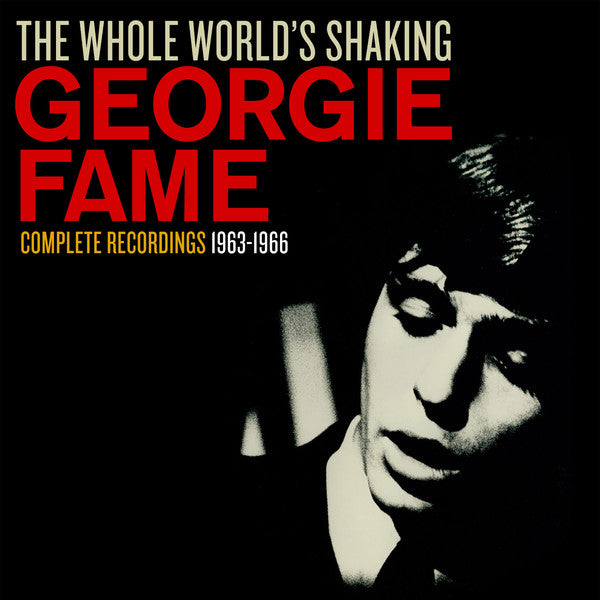 Georgie Fame - The Whole World's Shaking - The Groundbreaking Albums 1963-1966 4LP Boxset