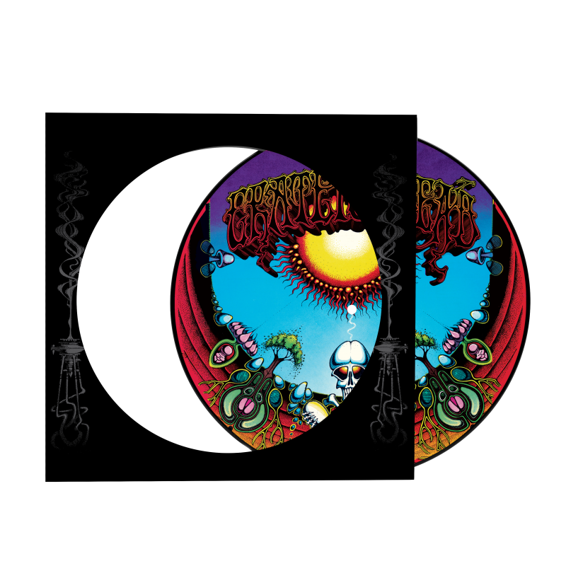Grateful Dead - Aoxomoxoa - 50th Anniversary Collector's Edition Picture Disc