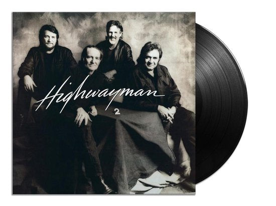 CASH/NELSON/JENNINGS/KRISTOFFERSON - Highwayman 2  Vinyl