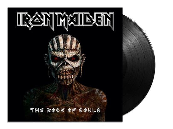 IRON MAIDEN - Book of Souls 3LP