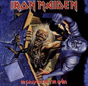 IRON MAIDEN - No Prayer For the Dying  Vinyl