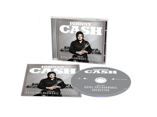 JOHNNY CASH - Johnny Cash and the Royal Philharmonic Orchestra    CD