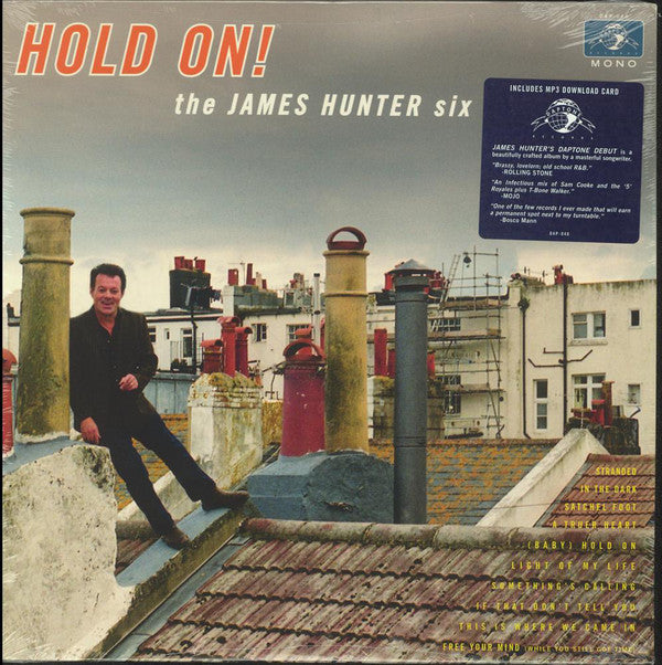 JAMES HUNTER SIX - Hold On! Vinyl