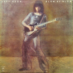 JEFF BECK- Blow By Blow  Coloured Vinyl