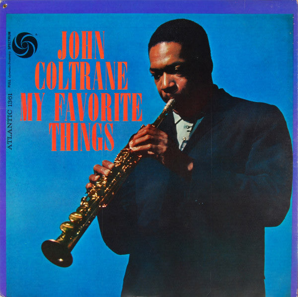 John Coltrane - My Favourite Things LP