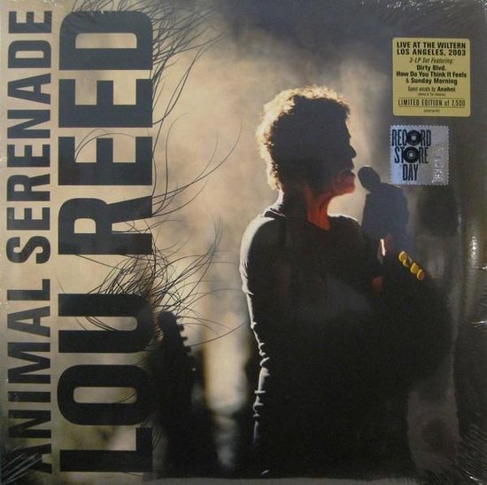 Lou Reed - Animal Serenade RSD 3LP