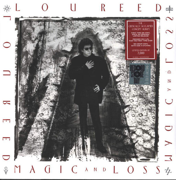 Lou Reed - Magic and Loss  Vinyl Black Friday Release